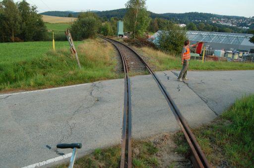 Strecke 2009