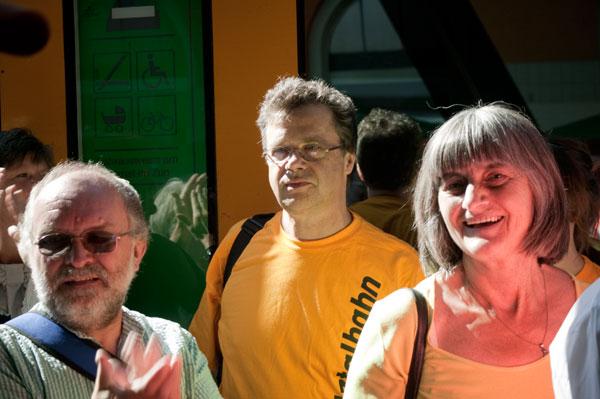 Eröffnung der Ilztalbahn 16.7.2011